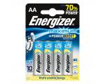 Energizer AA (LR6) Maximum leelispatarei, 4 tk/bl