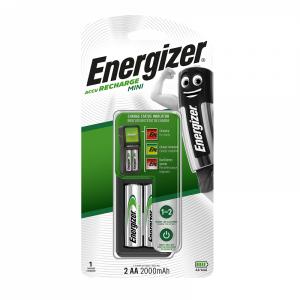 Energizer Mini charger+2 AA 2000 mAh