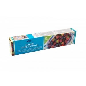 Smile slider storage bags 3l, 26,8x28,5 cm, 10 pcs