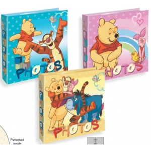Фотоальбом в книжном переплете Q4104819M Winnie Pooh, 200 фото