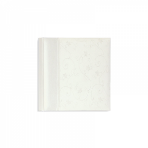 Q688742 Bookbound traditional album Silk Occasions, 40 sheets