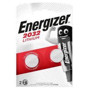 Energizer CR2032 liitium patarei 3,0V 2 tk/bl