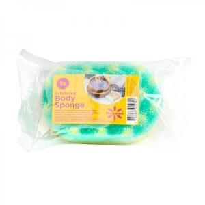 McLean-Home Exfoliating Body Sponge, 1pcs