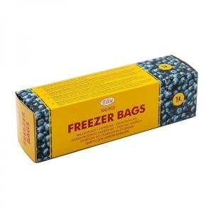 Elise freezer bags, 1L, 100 pcs/roll