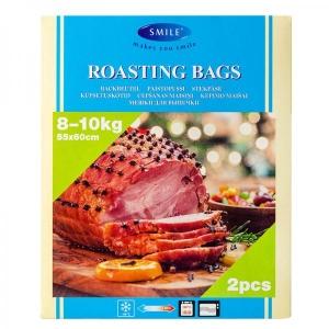 Smile roasting bags 55 x 60 cm, 2 pcs