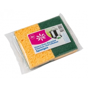 McLean dishwashing sponges 2 pcs