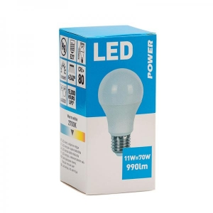 LED bulb GLS 990LM E27, Power