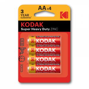 Super Heavy Duty, AA (R6) paristo, 4kpl