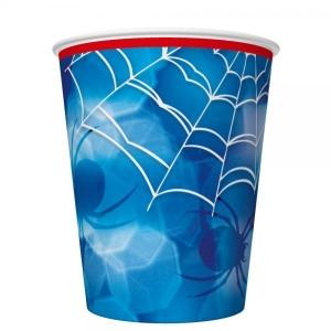 Paper cups 250ml, 8 pcs, Car