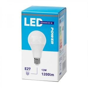 LED-lamppu, GLS A60, 1200LM E27