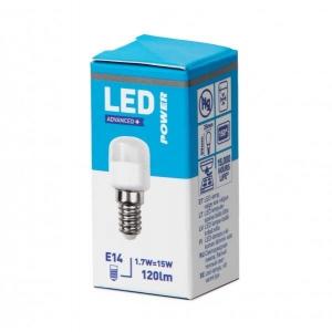 LED lamp kodumasinale 1,6W E14 T26 120lm 2700K 15000h, Power