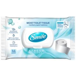 Smile влажная туалетная бумага, 44 шт.