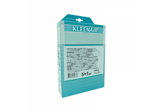 Kleenair, Trsitar/Alaska 75667 pölypussi, 5 kpl  XX 5