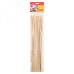 Elise, Bambustikut, 40cm, Ø 4mm, 50kpl