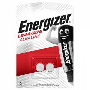 Energizer LR44/A76, 1,5V alkaline battery, 2 pcs/bl