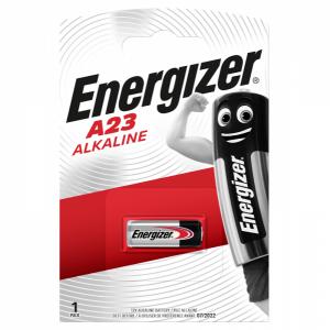 Energizer E23A, 12V alkaline battery