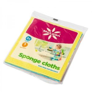 McLean sponge cloth 3 pcs