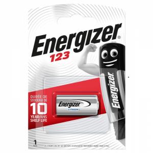 Energizer Литиевая батарейка,EL123AP , 3,0V