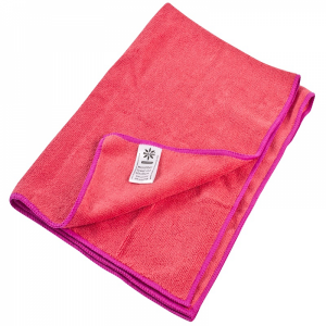 McLean-Prof. microfiber cloth RED 50x70 cm, 1 pcs