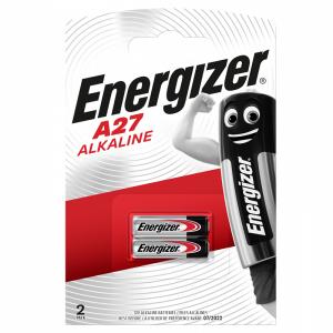 Energizer, A27, alkaliparisto, 2kpl