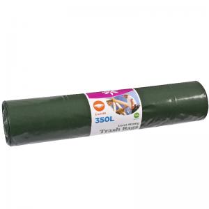 McLean-Prof. Особо прочный мусорный мешок Extra 350л, 5шт/рулон
