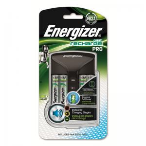 Energizer, Recharge Pro paristolaturi 2000 + 4 x AA paristoa