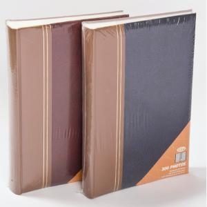 Elise, Kirjasidonta valokuva-albumi, kirjoitustilalla, Classic, 300 valokuvalle