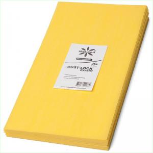 McLean-Prof. Dust-Lock öljyliina sitruuna 30x60cm, 25kpl