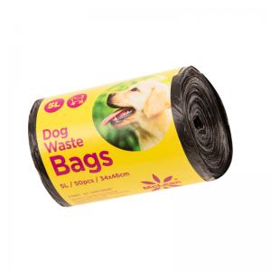 McLean Мусорный мешок для собачьих отходов HD 50 шт/рулон, 34x46см