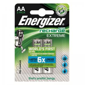 Energizer rechargeable HR6 AA 2300mAh, 2 pcs/bl