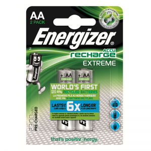 Energizer AA/HR6 aku 2300 mAh, 2 tk/bl