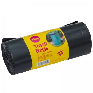 McLean-Home trash bags 150L, 750x1150, 10 pcs/roll