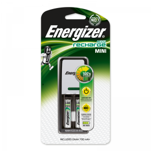 Energizer 2 position charger+2 AAA 700 mAh