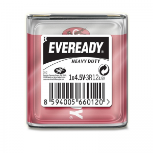 Eveready 3R12 battery