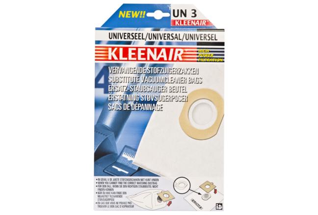 Kleenair, Universaali pölypussi 47251, 4 kpl. UN 3