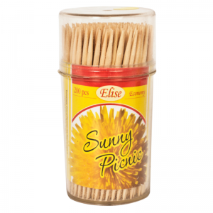 Elise toothpicks, 200 pcs