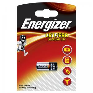 Energizer LR1/E90, 1,5V leelispatarei