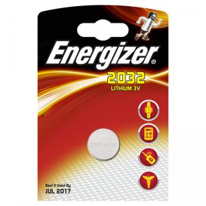 Energizer CR2032 liitium patarei 3,0V