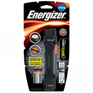 Energizer flashlight Hard Case Pro 2xAA