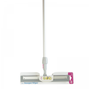 McLean-Prof. Sweeper-Wiper 35 cm with alumium handle, 1 pcs