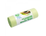Biodegradable Waste Bags, 80L, 10pcs/roll