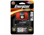 Energizer headlight 2LED, 3xAAA included