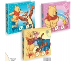 Q4104819M booktype memo album Winnie the Pooh, 200 photos