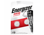 Energizer CR1632 lithium battery, 3,0V