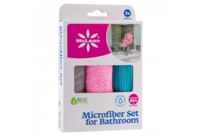 McLean microfiber for kitchen and bathroom 1 pcs