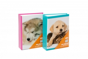 Elise Maxi-mini photo album Pets, 100 photos