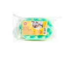 McLean-Home Exfoliating Body Sponge, 1pcs