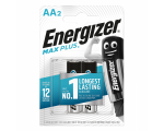 Energizer AA (LR6) Max Plus alkalie battery, 2 pcs/bl