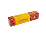 Elise freezer bags, 4L, 50 pcs/roll
