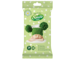 Smile wet wipes for babies, chamomille and aloe, 24 pcs.